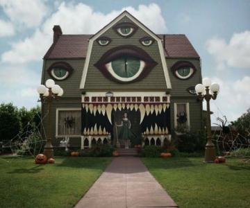 O casa a groazei, cum nu s-a mai vazut