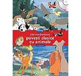 Cele mai frumoase povesti clasice cu animale. Carte cu CD audio