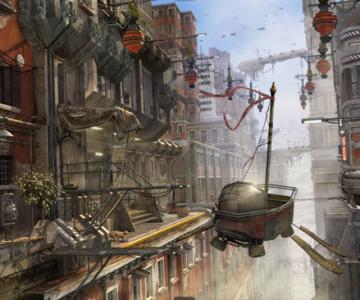 Asa vor arata orasele in viitor?