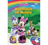 Aventurile lui Minnie. Carte cu CD audio