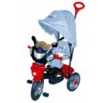 Tricicleta Jolly Ride 107A-4 (Albastru/Rosu)