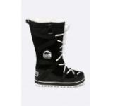 Sorel - Cizme de iarna Glacy Explorer negru 4940-OBD775