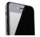 Folie sticla securizata SAFIR premium full body 3D pentru iPhone 7 Plus (Negru)