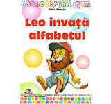 Leo invata alfabetul. Clasa pregatitoare