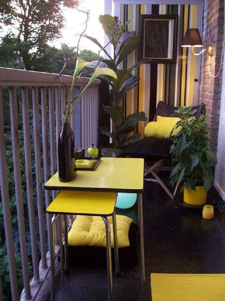 Cum iti transformi balconul intr-o oaza de recreere - Poza 12