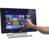 Monitor LED Dell 21.5inch S2240T, Touchscreen, Full HD (1920 x 1080), VGA, DVI, HDMI, 12 ms (Negru)