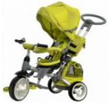 Tricicleta pentru copii 6 in 1 Coccolle Modi (Verde)