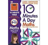 10 Minutes a Day Maths: Ages 9-11 - English Version