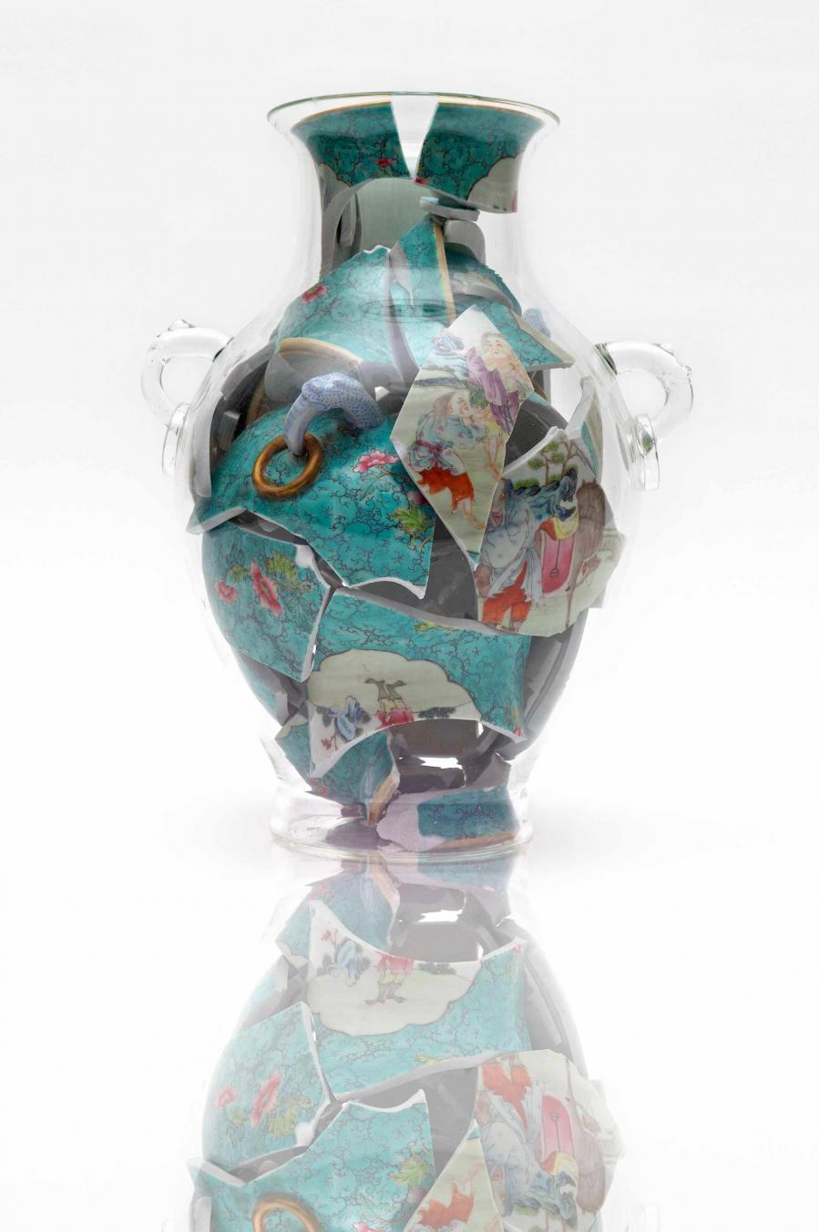 Arta cu cioburi de ceramica: Stari noi pentru obiecte vechi - Poza 4