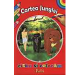 Citim si Coloram: Cartea Junglei