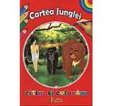 Citim si Coloram: Cartea Junglei