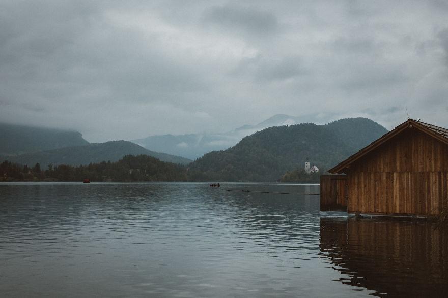 O toamna spectaculoasa in Slovenia - Poza 10