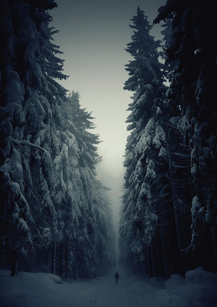 Cele mai frumoase peisaje de iarna - Poza 1