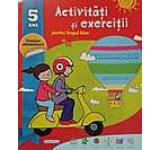 Activitati si exercitii pentru timpul liber (5 ani)