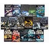 Clive Cussler Dirk Pitt Series Collection 16 Books Set
