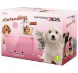 Consola Nintendo 3DS + joc gs and Cats - Golden Retriever (Roz)