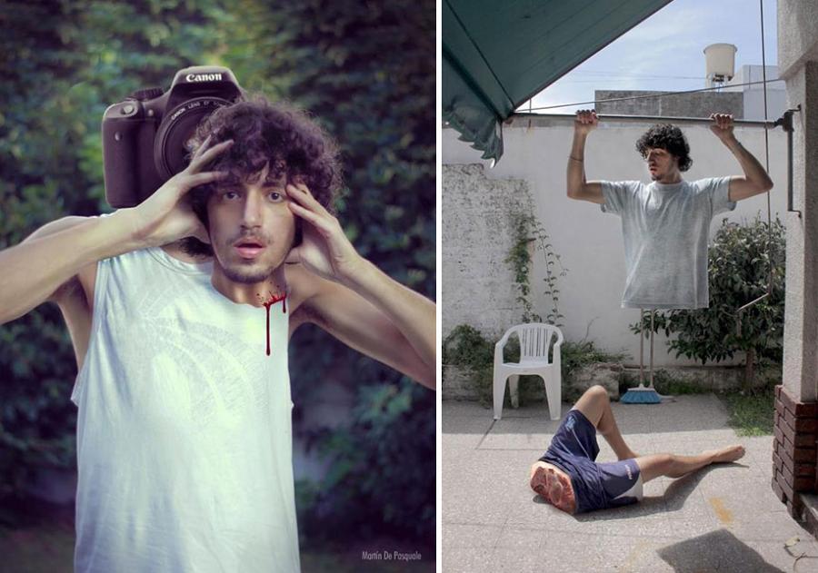 O realitate distorsionata, in poze care ne pun pe ganduri - Poza 5
