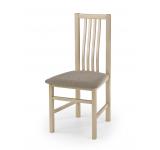 Scaun din lemn tapitat Pawel Sonoma Oak