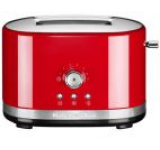 Prajitor de paine KitchenAid 5KMT2116EER, 2 felii, 1200W (Empire Red)