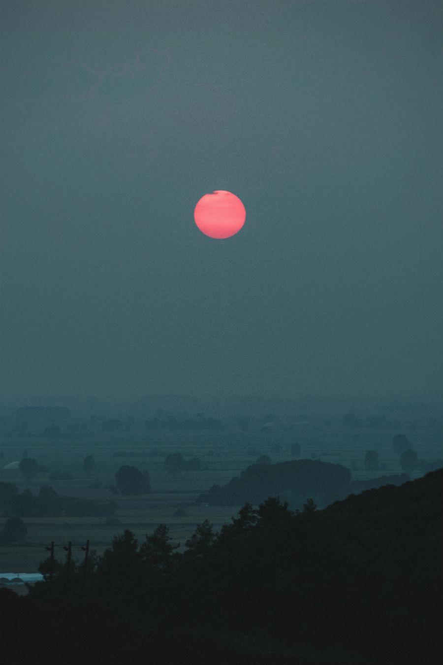 Cele mai frumoase ipostaze ale lunii, in poze superbe - Poza 14