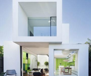 Cea mai verde casa verde, in Melbourne, Australia