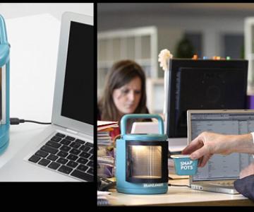 Beanzawave: Microunde pe USB