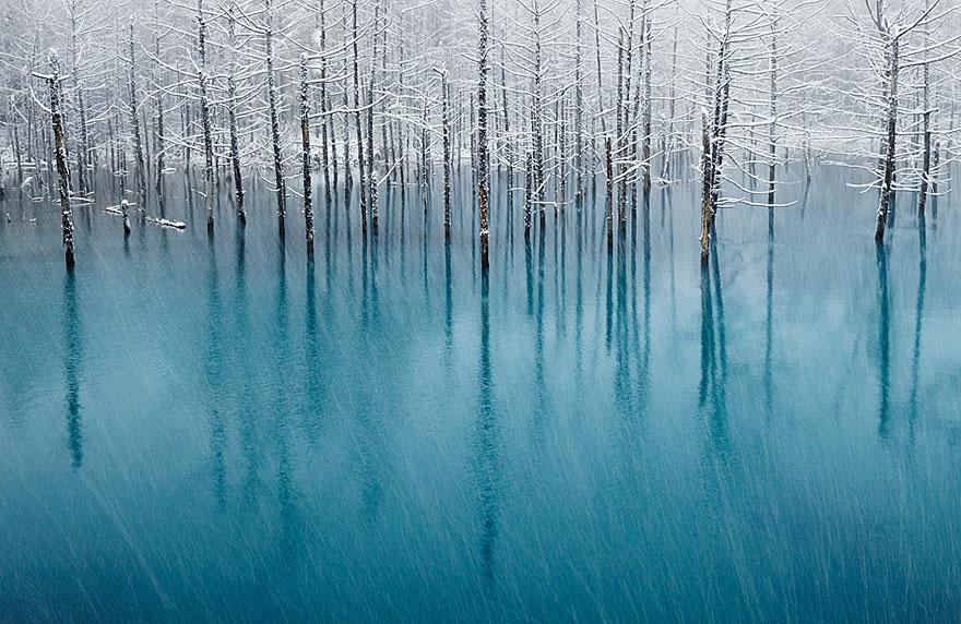 Cele mai frumoase peisaje de iarna - Poza 4
