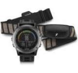 Ceas activity outdoor tracker Garmin Fenix 3 Bundle(Gri)