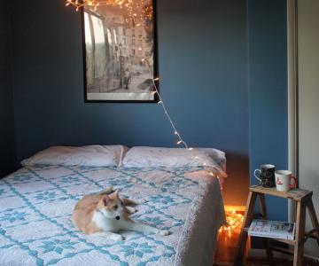 13 idei creative pentru dormitoare mici