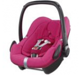 Scaun auto Maxi-Cosi Pebble Plus I-Size Berry Pink (Roz)