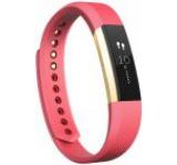 Bratara Fitness Fitbit Alta FB406GPKS-EU, Small (Roz/Auriu)