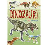 Cauta si lipeste - Dinozauri