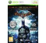 Batman: Arkham Asylum GOTY (Xbox 360)
