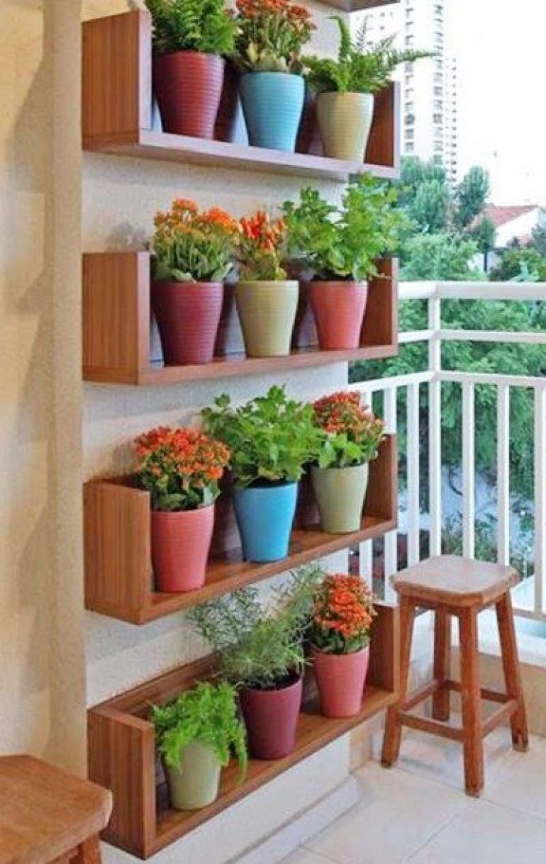 Cum iti transformi balconul intr-o oaza de recreere - Poza 13