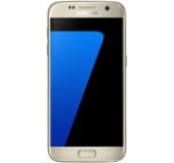 Telefon Mobil Samsung Galaxy S7, Procesor Octa-Core 2.3GHz / 1.6GHz, QHD Super AMOLED Capacitive touchscreen 5.1inch, 4GB RAM, 32GB Flash, 12MP, 4G, Wi-Fi, Dual Sim, Android (Auriu)