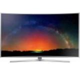 Televizor LED Samsung 122 cm (48inch) 48JS9000, Ultra HD, Ecran Curbat, 3D, Smart TV, PQI 2000, DTS Premium Sound 5.1, CI+