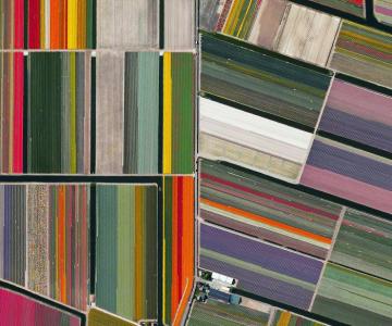 Lumea privita de sus, in imagini uluitoare