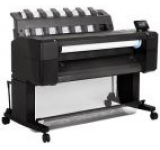 Plotter HP Designjet PostScript ePrinter T920 A0/914mm (36inch), Stand inclus, HDD 320GB, Retea, HP ePrint