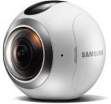 Camera Samsung Gear VR 360 C200, pentru Samsung Galaxy S7/S7 Edge/S6 Edge Plus/S6 Edge/S6/Note 5 (Alb)