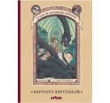 Lemony Snicket - O serie de evenimente nefericite II. Refugiul Reptilelor