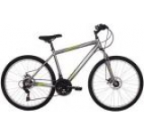 Bicicleta Activ Badrock BAD18MSL, Cadru 18inch, Roti 26inch (Argintiu)