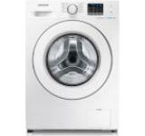 Masina de spalat slim Samsung Eco Bubble WF60F4E0W2W/LE, 1200 Rpm, 6Kg, Clasa A++ (Alb)