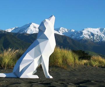 Animale geometrice, de Ben Foster