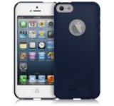 Protectie spate Ringke Slim SF 158654, folie protectie inclusa pentru Apple iPhone SE (Albastru)