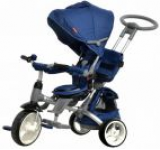 Tricicleta pentru copii 6 in 1 Coccolle Modi (Albastra)