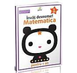 Invat devreme! Matematica pentru 1 an. Ed.2016