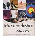 Maxime despre succes Calendar Vol. 3