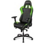 Scaun Gaming rotativ DXseat V75/XG (Negru-Verde)