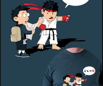 Tricou: Hu Do Ken