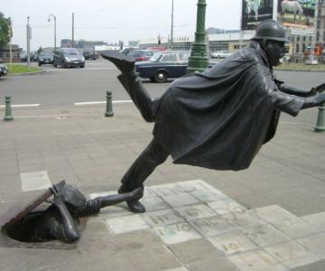 Sculpturi haioase din toate colturile lumii